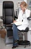 Female medical professional. Doctor or nurse stock photos