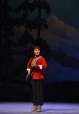 """Female militia Captain-Peking Opera """"Taking Tiger Montain By Strategy"""" Stock Photo"""