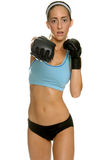 Female MMA Fighter Royalty Free Stock Photos