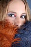 female model Στοκ Φωτογραφίες