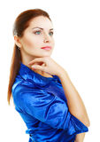 Female model Royalty Free Stock Photo