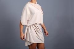 Female model in studio Stock Photography