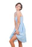 Female model in studio Stock Image