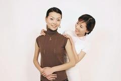 female models Stock Photography