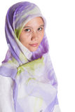 Female Muslim With Hijab II Royalty Free Stock Image
