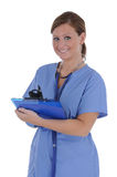 Female Nurse 07 Royalty Free Stock Image