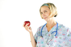 Female nurse Stock Photography