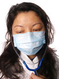 Female nurse Royalty Free Stock Images