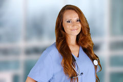 Female Nurse Royalty Free Stock Image