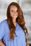 Female Nurse Stock Photography