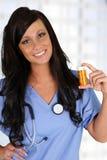 Female Nurse Royalty Free Stock Image