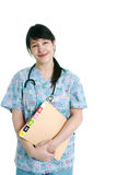 Female nurse Royalty Free Stock Photos