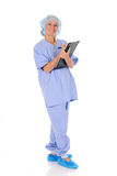 Female nurse doctor Royalty Free Stock Images