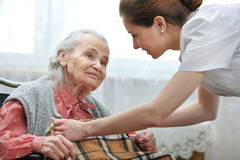 Nursing home Stock Photos