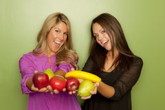 Female Nutritionists Stock Images