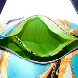 Female opened bag isolated Royalty Free Stock Photos