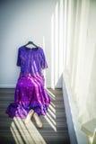 Female Pakistani's Wedding Dress. A female Pakistani's Wedding Dress Royalty Free Stock Photography