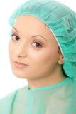 Female patient Stock Photo