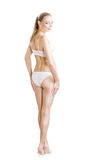 Female Perfect Body Back Royalty Free Stock Photo