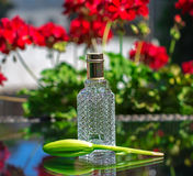Female perfume Stock Photo