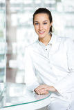 Female pharmacist Royalty Free Stock Images
