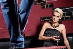 Female pleasure Stock Photography