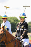Female Polo players. Argentine cup. Dublin. Ireland Stock Images