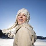 Female portrait. stock photo