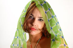 Female portrait Royalty Free Stock Images