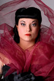 Female portrait. Stock Image