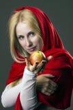 Female portrait. Royalty Free Stock Photography