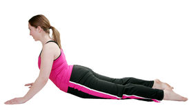 female pose yoga στοκ εικόνες με δικαίωμα ελεύθερης χρήσης