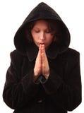 Female praying. Stock Photography