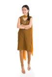 Female in Punjabi suits. Royalty Free Stock Image