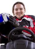 Female Racer Stock Images