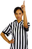 Female Referee Stock Images