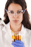 Female Research Scientist Royalty Free Stock Photo