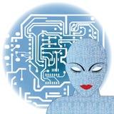 Female Robot Stock Photos