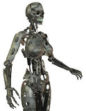 Female robot Royalty Free Stock Photo