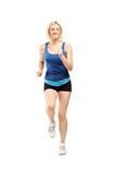 Female runner Stock Photos