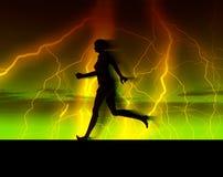 Female Runner 32 Stock Photo