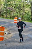Female Runner, 2021 Blue Ridge Marathon