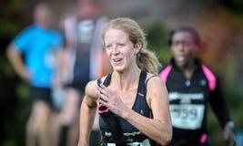 Female runner Royalty Free Stock Photos