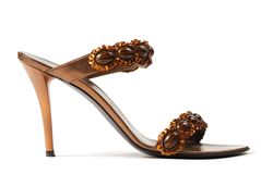 Female's high heel shoe Stock Photography
