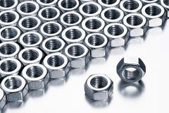 Female screw, tools stock images