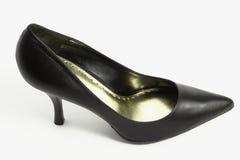 Female shoe. On the white background Royalty Free Stock Image