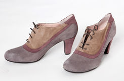 Female shoes Royalty Free Stock Images