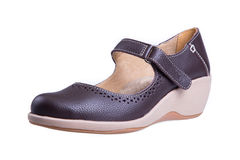 Female shoes Royalty Free Stock Image