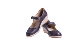 Female shoes Stock Photography
