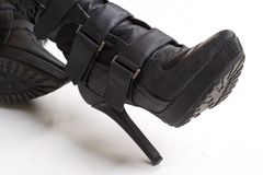 A female shoes Royalty Free Stock Photo